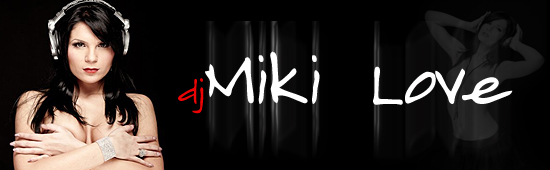 dj Miki Love . Digital image design by www.digitalartwork.blogzone.co